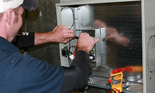 Furnace Repair in Peoria IL